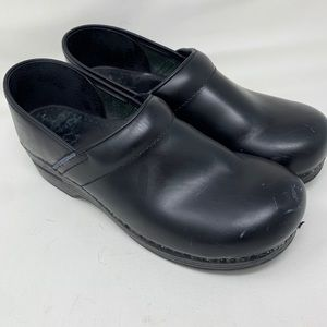 Dansko Professional Leather Clog size 41